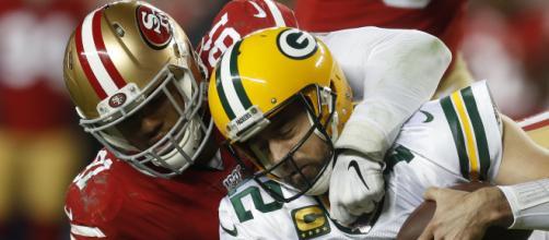 San Francisco 49ers e Green Bay Packers abrem a nona rodada da NFL 2020, nessa quinta-feiras as 22h20