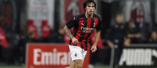 Sandro Tonali é a novidade do Milan. (Arquivo/Blasting News)