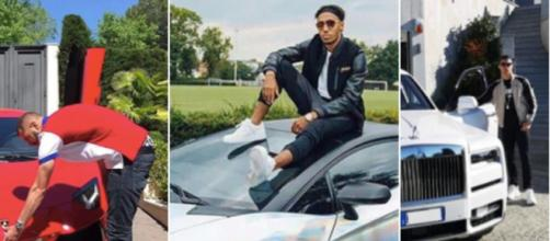 De Cristiano Ronaldo à Karim Benzema, les extravagantes voitures des stars du football
