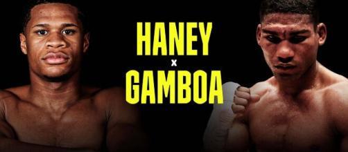 Devin Haney vs Yuriorkis Gamboa, domenica 8 novembre su Dazn.