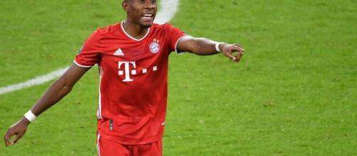 El jugador el Bayern Múnich, Alaba, desea irse al Real Madrid