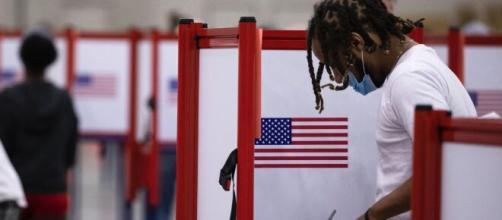 Eleição nos EUA caminha para reta final. (Arquivo Blasting News)