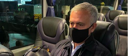 José Mourinho troll son équipe sur Instagram - Photo Capture d'écran Instagram José Mourinho