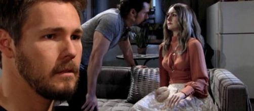 Liam scopre il manichino di Hope che ha Thomas.