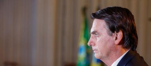 Jair Bolsonaro deseja volta de cédulas de papel nas eleições. (Foto: Arquivo Blastingnews)