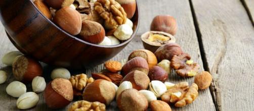 Los frutos secos son muy buenos para nuestra salud