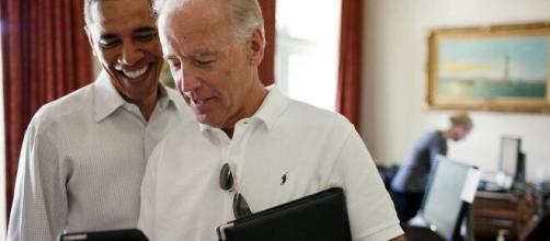 Joe Biden alla presidenza degli Stati Uniti.