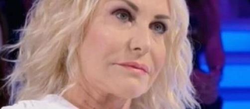 Antonella Clerici provata per Stefano D'Orazio nel lancio di È sempre mezzogiorno.