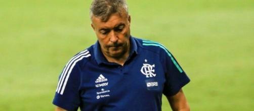 Após duas goleadas seguidas, Domènec Torrent não é mais técnico do Flamengo. (Arquivo Blasting News)