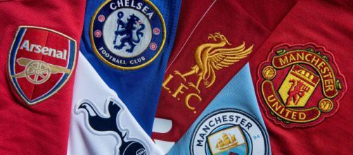 Arsenal, Chelsea, Tottenham, Liverpool, Manchester City e Manchester United são os times mais valiosos da Premier League. (Arquivo Blasting News)