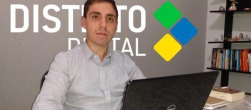César Marcondes é diretor executivo da rede de franquias Distrito Digital. (Divulgação/Distrito Digital)