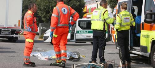 Giovane calabrese perde la vita in un incidente in Friuli (foto di repertorio).