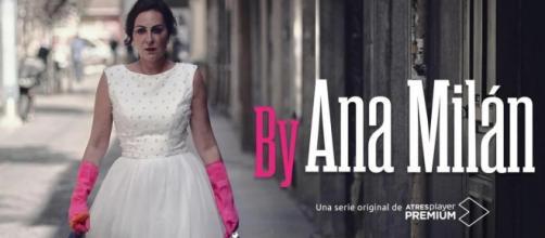 Imagen promocional de 'By Ana Milán' que estrenará capítulo cada domingo en Atresplayer