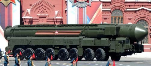 Parada Militar na Rússia. (Reprodução/Wikimedia)