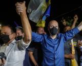 Bruno Covas, prefeito de São Paulo, foi reeleito com 59,38% dos votos. (Arquivo Blasting News)