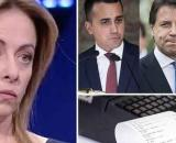 Giorgia Meloni contraria alla lotteria degli scontrini.