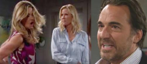 Beautiful trame al 12 dicembre: Brooke scopre che Ridge l'ha tradita e aggredisce Shauna.