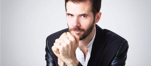 Il Direttore d'orchestra Francesco Cilluffo.