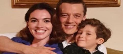 Il Paradiso delle signore, trama lunedì 7 dicembre: Federico felice con la nuova famiglia.