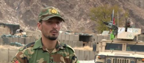 US troops withdrawal: Afghanistan forces try to maintain calm in Achin. [©Al Jazeera English YouTube video]