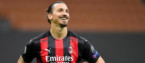 Zlatan Ibrahimovic, possibile rinnovo col Milan.