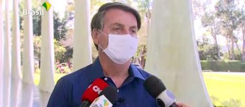 Bolsonaro diz que o Brasil vive finalzinho de pandemia. (Arquivo Blasting News)