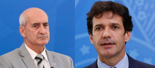 Em mensagem, estopim para sua demissão, Marcelo Álvaro chama Luiz Ramos de falso. (Arquivo Blasting News)