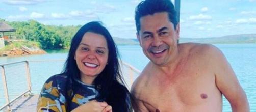 Fabrício Marques é ex-namorado de Maraisa. (Reprodução/Instagram)