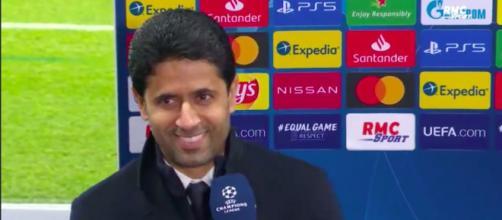 Nasser Al Khelaifi très confiant pour les signatures de Neymar et Mbappé - ©capture d'écran vidéo RMC