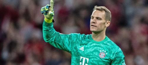 O alemão Neuer fez temporada brilhante junto ao Bayern de Munique. (Arquivo Blasting News)