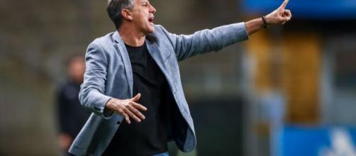 Renato Portaluppi é o técnico mais longevo do Brasil. (Arquivo Blasting News)