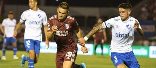 River e Nacional fazem duelo de gigantes pela Libertadores. (Arquivo Blasting News)