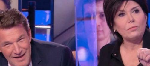 TPMP : Benjamin Castaldi se confie sur la nuit 'un peu chaude' qu'il a eu avec Liane Foly ©C8 Capture