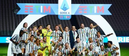 Atual campeã italiana, a Juventus é a equipe mais valiosa dessa edição da Serie A TIM. (Arquivo Blasting News)