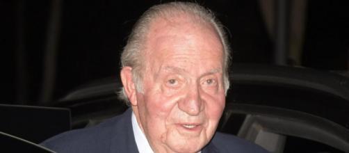 El rey emérito Juan Carlos I está en los Emiratos Árabes Unidos.