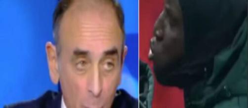 Eric Zemmou a rappelé le passé de Demba Ba sur CNews.