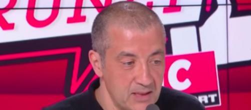Mourad Boudjella en remet une couche sur le dossier vente de l'OM - ©capture d'écran vidéo RMC