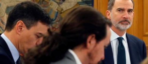 Unidas Podemos planifica crear comisión para investigar a Juan Carlos I