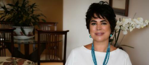A apresentadora e jornalista Leila Richers perdeu a luta para um câncer. (Arquivo Blasting News)