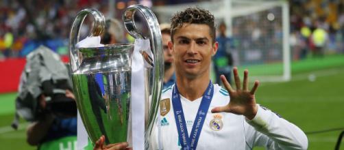 Cristiano Ronaldo salió del Real Madrid después de ganar la Champions League 2017/18