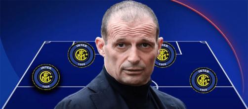 Inter, con Allegri chance a Eriksen.
