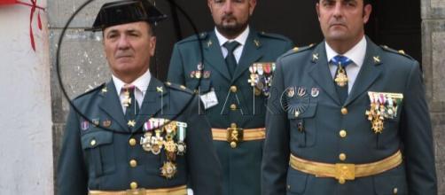 Jefe de Operaciones de la Guardia Civil en Granada llevaba tres años en el cargo.