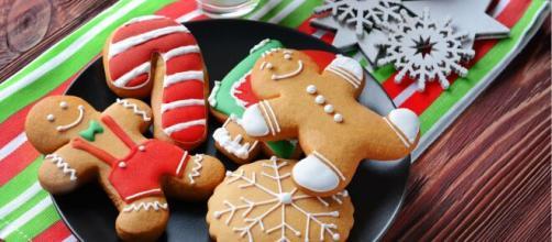 Receta de galletas de jengibre sin gluten para Navidad