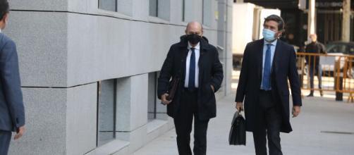 García Castaño declara que los mensajes a Fernández Díaz provenían del alto poder