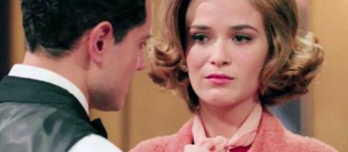 Il Paradiso delle signore, trama del 18/12: Robertà romperà il fidanzamento con Marcello.