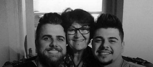 Mãe de Cristiano morre aos 71 anos. (Reprodução/Instagram/@zenetoecristiano)