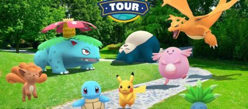 Pokemon GO Tour: Kanto celebrates mobile game's 5th anniversary (© Gamezon/Youtube)