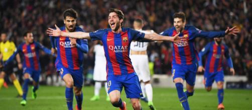 Barcelona ya sabe lo que es liminar al PSG en Champions League - goal.com