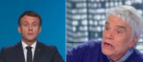 Bernard Tapie met en garde Emmanuel Macron -©Vidéos Youtube