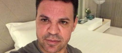Eduardo Costa lamenta fim do casamento de Gusttavo Lima e Andressa. (Arquivo Blasting News)